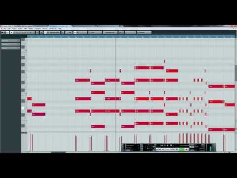 Star Wars (John Williams) - Duel Of The Fates (with Requiem Light Choir, VST plugins) in Cubase 6