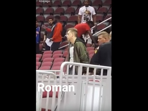 Thumbnail: ROMAN ATWOOD ARRESTED AT NBA GAME !!!!!!!!!!!