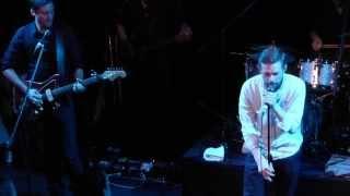 GLORIA - Regen (Enno Bunger cover) - live Ampere Munich 2013-11-10