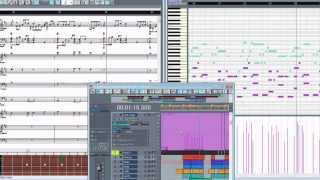 This music is played by the synthesizer(VST) すべて打ち込みでサウン...