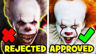 Download lagu 9 TERRIFYING PENNYWISE Designs You Never Got to See!