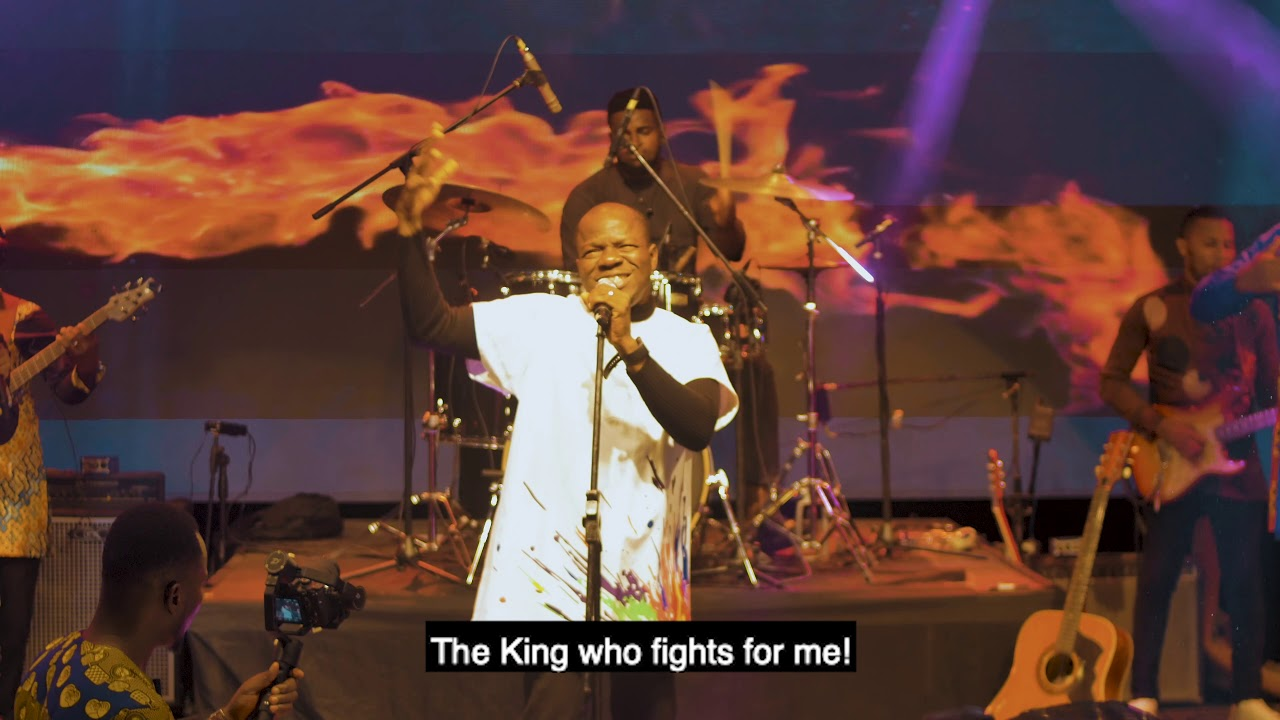 Download Oba To Nja Funmi The King Who Fights For Me Official Video
