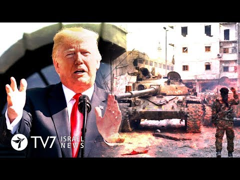 U.S. military to withdraw from Syria, despite Israeli objection - TV7 Israel News 20.12.18