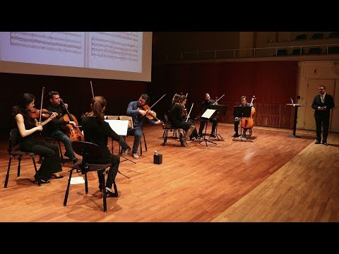 Public Chamber Music Workshop