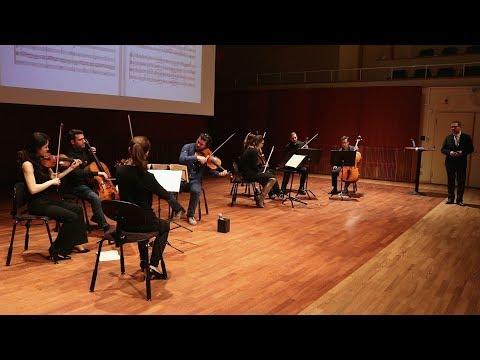 Public Chamber Music Workshop