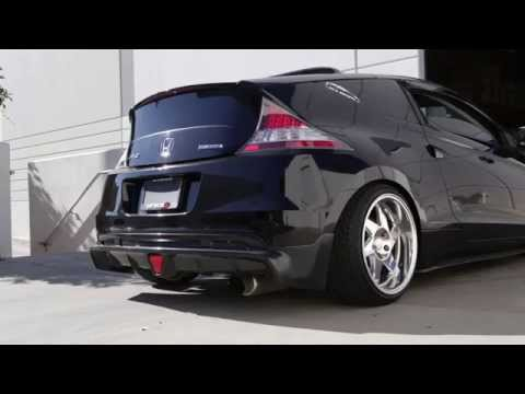 Tanabe Medalion Concept G Exhaust for 2010-2012 Honda CR-Z (Part #: T80155A)
