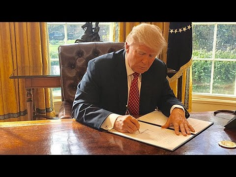 This is Still a Muslim Ban: Trump's New Executive Order Decried for Discriminating Based on Religion
