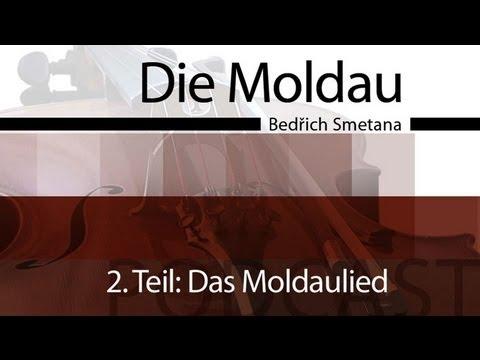 Die Moldau - Podcast & Unterrichtsidee - Das Moldaulied