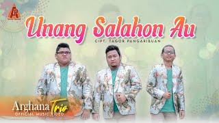 Download ARGHANA TRIO - UNANG SALAHON AU  I Lagu Batak Terbaru 2021 I Official Music Video