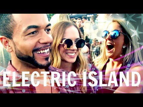 ELECTRIC ISLAND Music Festival    Canada 150