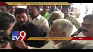 ys jagan warns police i will be cm in 2 years tv9