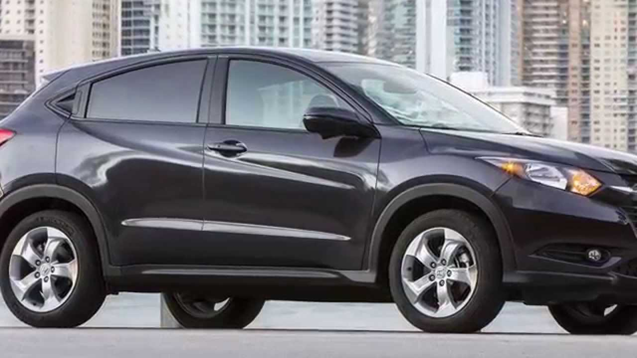 2016 honda hr v vs 2015 buick encore youtube for Buick encore vs honda hrv