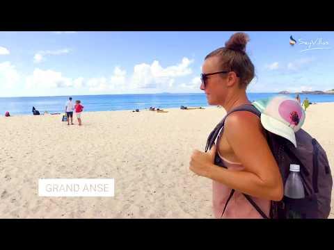 Grand Anse, Petite Anse, Anse Cocos