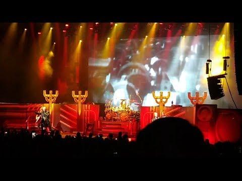 Concert Review Judas Priest Riverbend Music Center Cincinnati OH 8 21 18