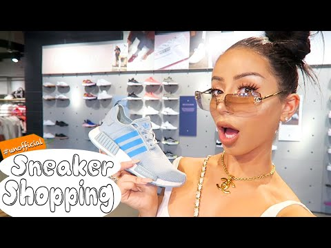 AMBER SCHOLL GOES SNEAKER SHOPPING WITHOUT COMPLEX