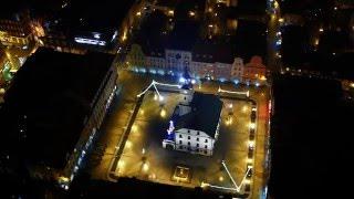 Gliwice nocą zwiastun 4K  //  DJI INSPIRE 1 PRO LOW LIGHT // FLY-FOTO.PL