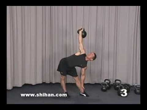 Steve Cotter Kettlebell High Windmill Instructional