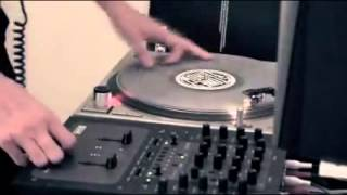 Serato - Play with 1 turntable & Instant doubles (GANG STARR Routine by KATANA)