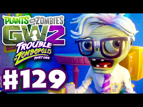 Plants vs. Zombies: Garden Warfare 2 - Gameplay Part 129 - Computer Scientist! (PC)