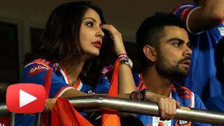 Caught! Anushka Sharma And Virat Kohli Together!
