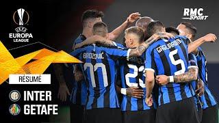 Résumé : Inter (Q) 2-0 Getafe - Ligue Europa 8e de finale