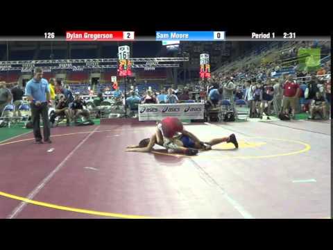 126 Dylan Gregerson vs. Sam Moore