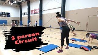 Circuit Workout - Advanced Training