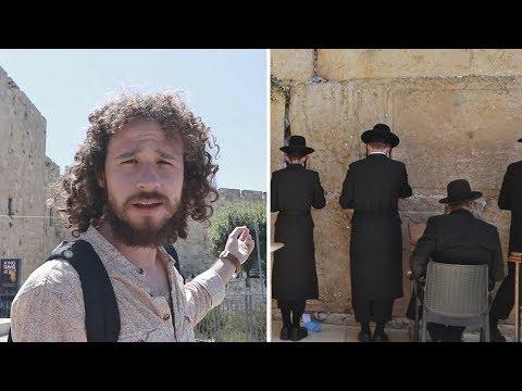 ¿Cómo es un día normal en JERUSALÉN? | Religión y conflicto | Israel - Palestina