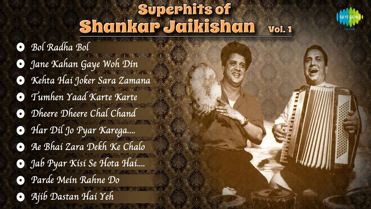 Superhits Of Shankar Jaikishan
