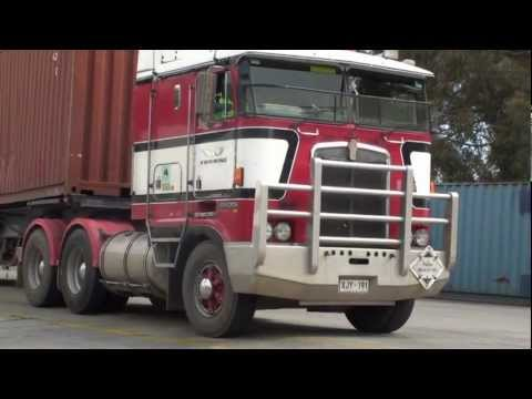 Pushin Time - Container Trucks Part 2