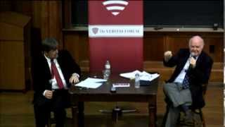 Is Anything Worth Believing In?  John Lennox at Yale University