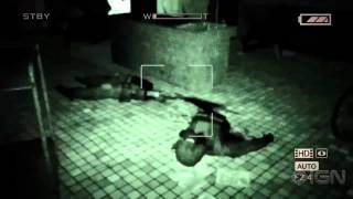 Outlast Announcement Trailer 720p