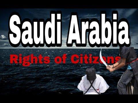 Rights of Citizens in Saudi Arabia in Hindi