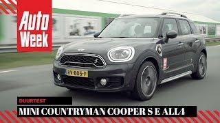 Mini Countryman Cooper S E All4 - AutoWeek duurtest