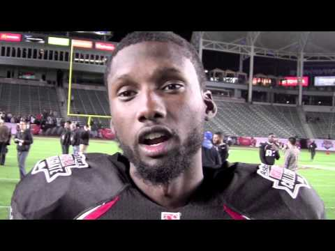 NFLPA Collegiate Bowl Game Interview: Uof Miami QB Jacory Harris, Coaches Tom Flores & More