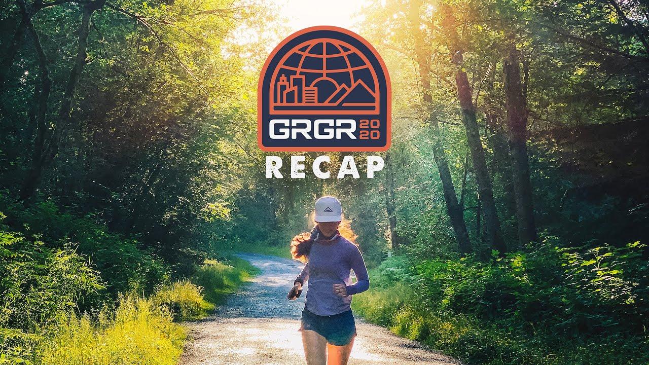 THE 2020 GINGER RUNNER GLOBAL RUN RECAP   The Ginger Runner - YouTube