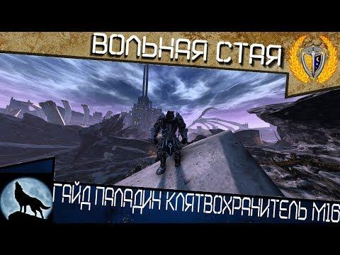 Гайд Паладин Клятвохранитель-Палохил Neverwinter М16