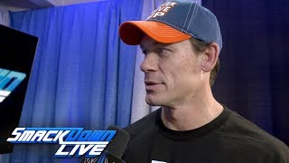 What does John Cena think of Becky Lynch?: WWE Exclusive, Jan. 1, 2019