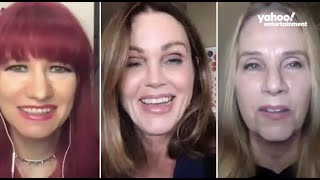 The Go-Go's Belinda Carlisle, Charlotte Caffey on new documentary and the Rock & Roll Hall of Fame