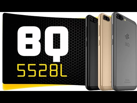 Обзор BQ Magic 6040l - Бюджетный смартфон с NFC