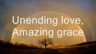 Amazing Grace with lyrics Chris Tomlin