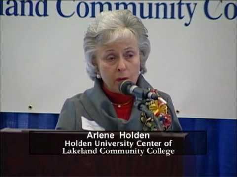 The Holden University Center of Lakeland Community College - Announcement