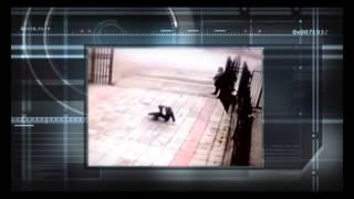 Кадры теракта. Парень спасает людей от смерти(+18) Взрыв!!
