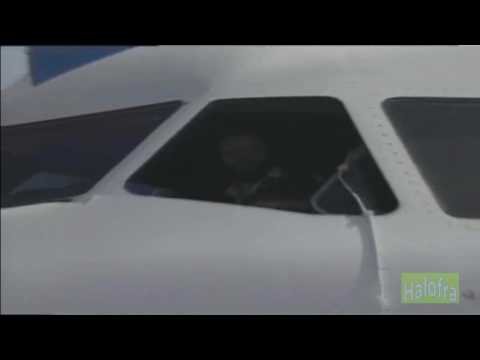 Cockpit Escape Rope Operating A320 Family