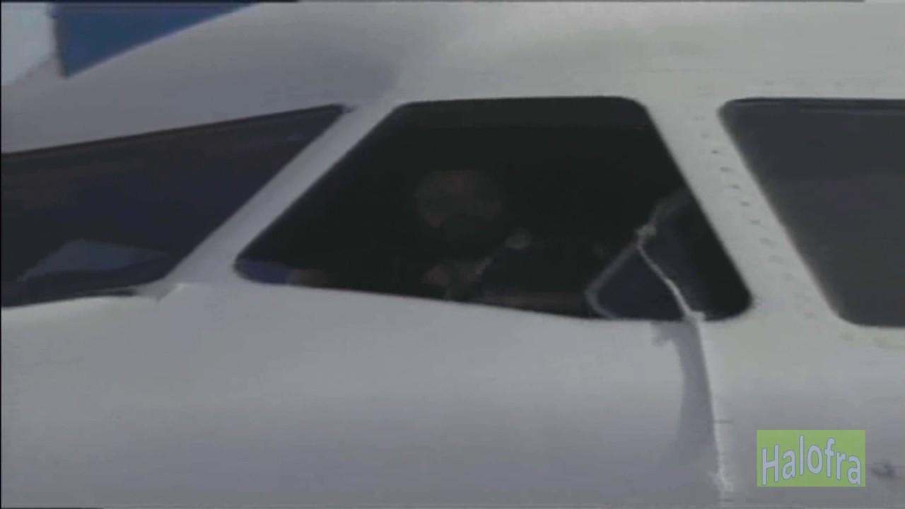 Cockpit Escape Ropes