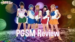 Sailor Moon Live Action - Review (PGSM) [german]