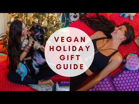 Vegan Holiday Gift Guide! Eco-Friendly, Sustainable, Cruelty-Free, Non-Toxic Ideas | 2019 Favorites