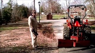 كيفية استخدام الطريق شفرة لقطع خط الخندق