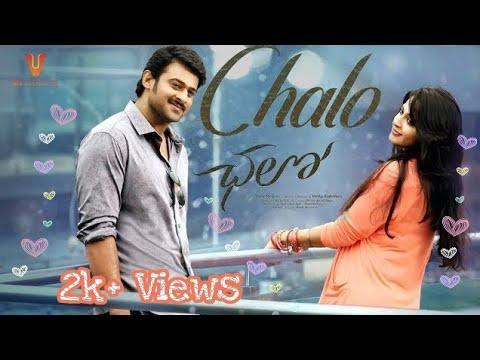 Chalo Movie Choosi Chudangane Song Remix || Prabhas || Anushka || Mirchi || Mahathi Swara Sagar