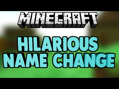minecraft how to change name 2016